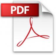 Как создать документ в PDF формате
