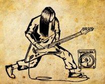 чувак и нарезка музыки