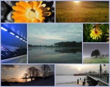 Как сделать фотоколлаж с помощью бесплатных программ