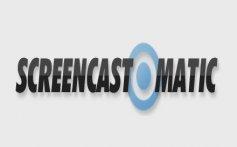 Как записать видео с экрана монитора онлайн сервисом Screencast-O-Matic