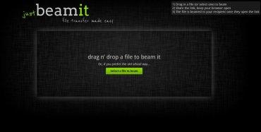онлайн сервис justBeamit