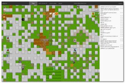 Онлайн игра Bombermine
