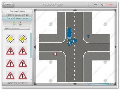 онлайн приложение Дорожный редактор Autokadabra