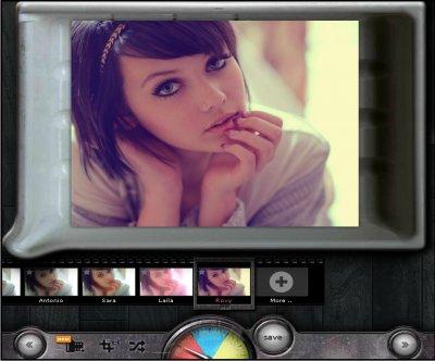 Онлайн редактор фотографий бесплатно