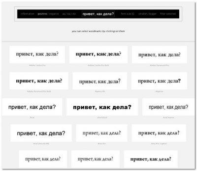 Онлайн сервис Wordmark.it