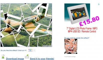 онлайн редактор фотографий PhotoFunny