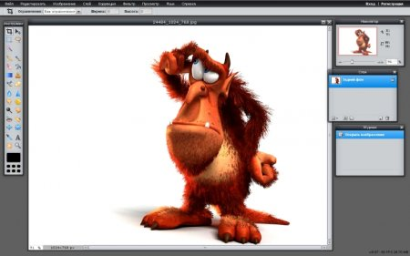 Онлайн редактор фотографий Pixlr Editor - замена Photoshop