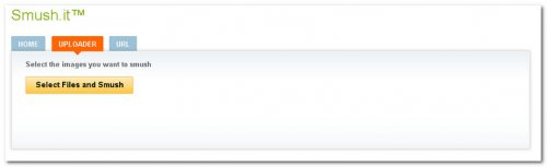 Сервис Smush.it -  сжатие изображения онлайн
