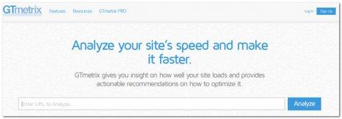 Анализ скорости вашего сайта