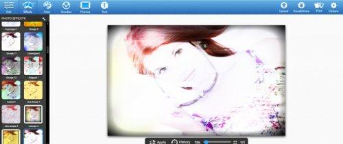 BeFunky -  онлайновый редактор фотографий