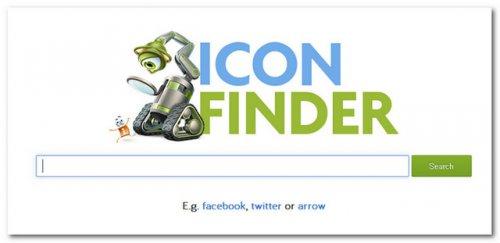 Сервис иконок для сайта и программ - IconFinder