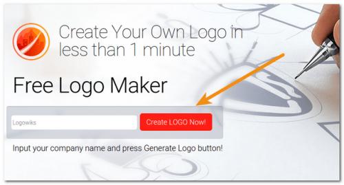 Создаем логотип онлайн