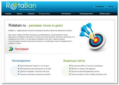 Сервис Rotaban