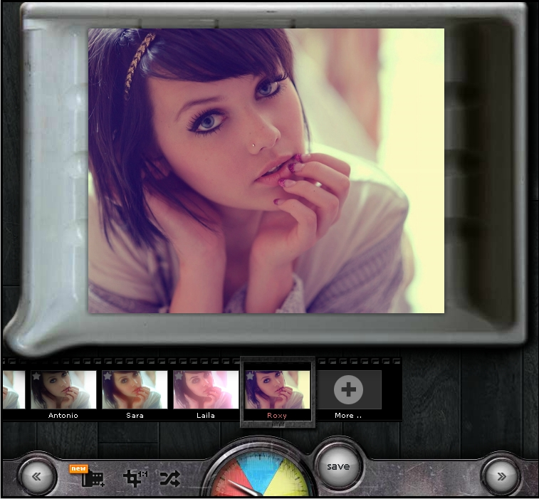 редактор фотографий с эффектами онлайн на русском - фото 8