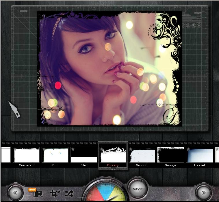 редактор фотографий с эффектами онлайн на русском - фото 4