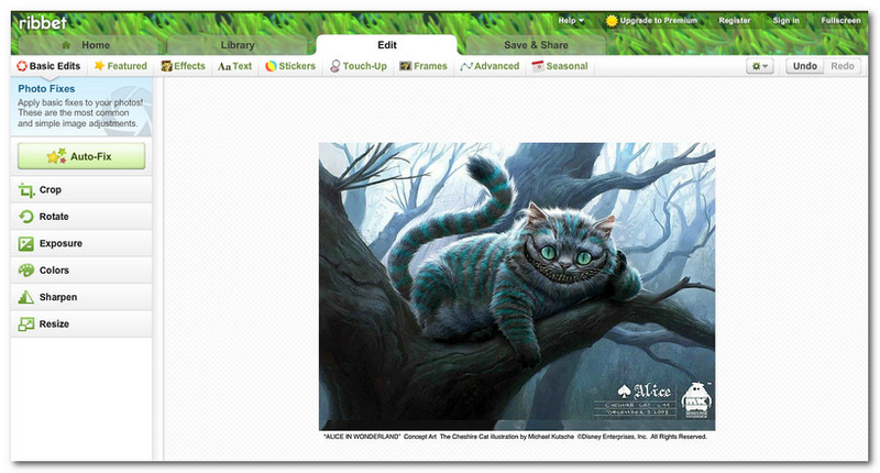 Редактор фотографий онлайн Ribbet Вас ...: lifevinet.ru/grafika/foto-onlain-ribbet.html