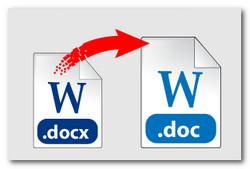 преобразование Docx в Doc онлайн - фото 7