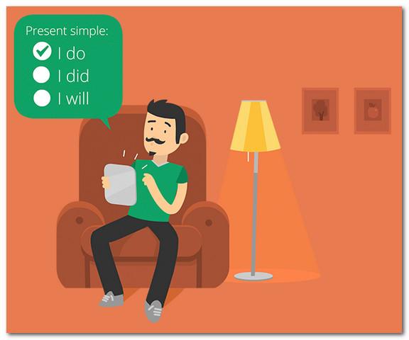 Учим английский онлайн с Puzzle English бесплатное