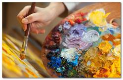 Как детям начать рисовать